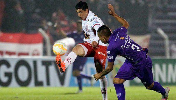 Huracán resistió y se metió en las semifinales de la Sudamericana