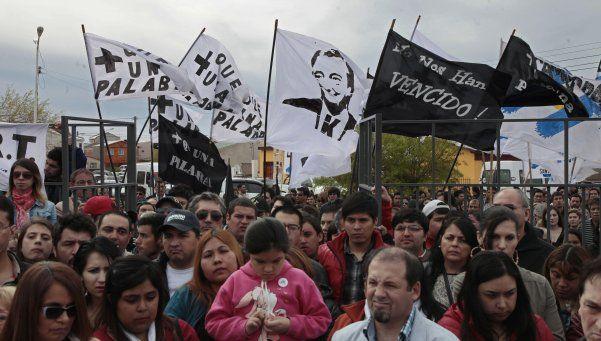 Kirchner fue homenajeado con actos en todo el país