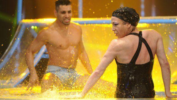 Lizzy Tagliani quedó afuera de Bailando y Ergün sigue en carrera