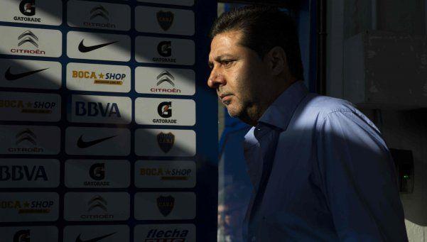 Angelici: La Bombonera va a quedar para partidos de tenis