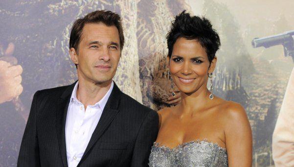 Se divorcian Halle Berry y Olivier Martínez