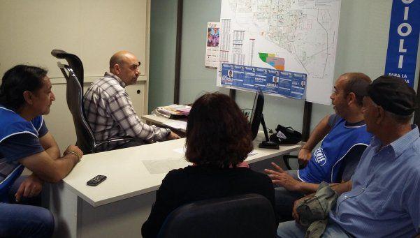 En Echeverría dan primer paso para encarar Paritaria municipal