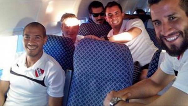 Después de un largo viaje, Independiente está en Colombia