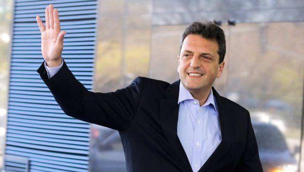 """Massa: """"Los argentinos no son ganado al que se le dice a quién votar"""""""
