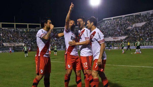El River copero de Gallardo ya está en semifinales de la Sudamericana