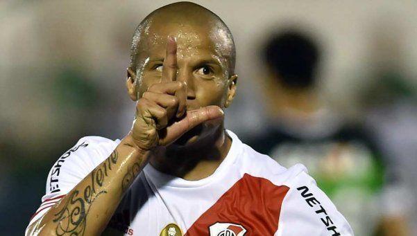 Carlos Sánchez está a un paso de quedarse en River