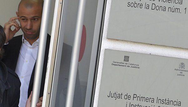 Mascherano admitió dos delitos de fraude por €1,5 millones: ¿y ahora?