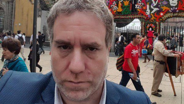 Mariano Heller: Por Twitter me han reconocido y saludado en la calle