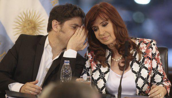 Cristina reapareció en Twitter y criticó los anuncios de Prat Gay