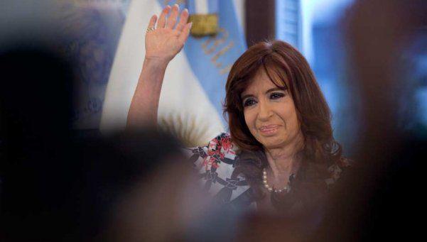 Cristina: Cuando me vaya a mi casa, no quiero que nada se desmorone