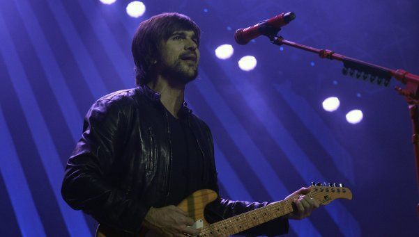 Juanes brilló en el Luna Park