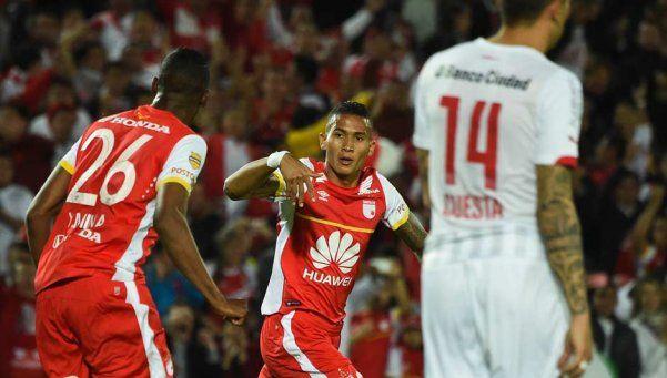 Independiente igualó sobre el final, pero quedó eliminado de la Sudamericana