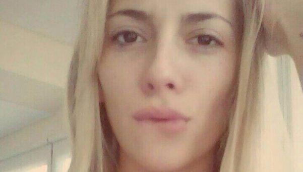 Filtran fotos íntimas hot de Rocío Gancedo en topless