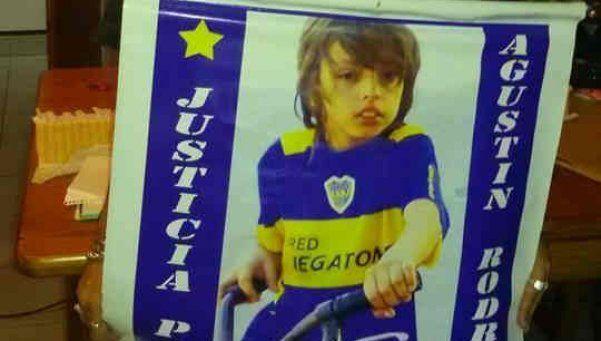 Condena en suspenso por el caso de Agustín Rodríguez