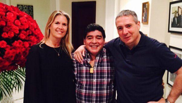 Exclusivo | La intimidad del cumpleaños de Diego Maradona