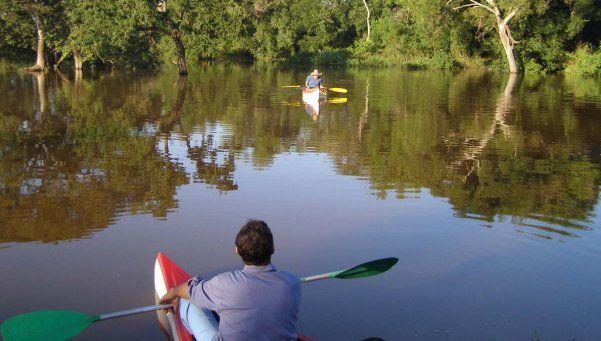 En Clorinda confluyen los ríos y los ensueños