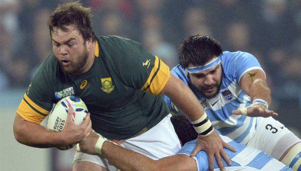 Los Pumas cayeron ante Sudáfrica y quedaron cuartos