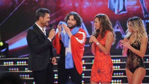 Bailando: Fede Bal y Celeste, los mejores en pop latino