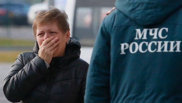 Oficial: no hay sobrevivientes del vuelo ruso siniestrado