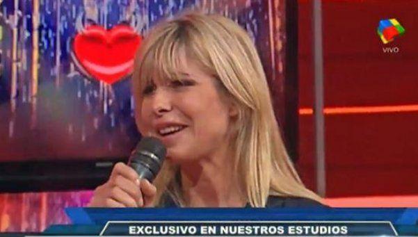 Karina Rabolini en Pasión de Sábado: ¡Aguante la cumbia!