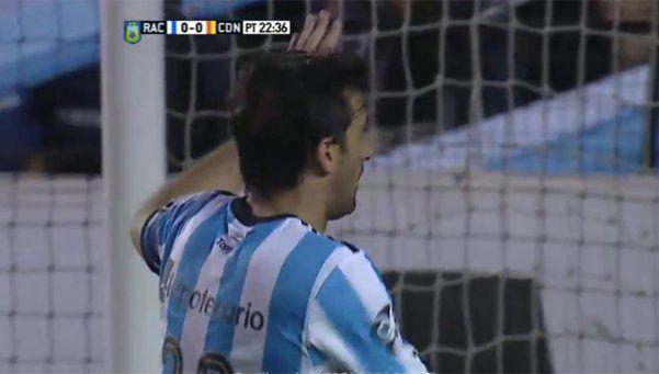 Video | La ovación a Diego Milito para que siga seis meses más