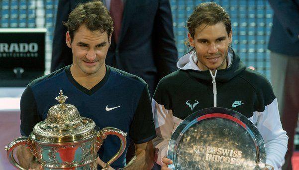 Federer, profeta en su tierra: le ganó a Nadal en Basilea