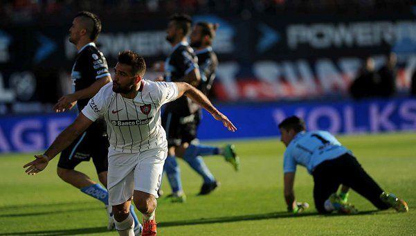 San Lorenzo ganó y está a un paso de la Libertadores
