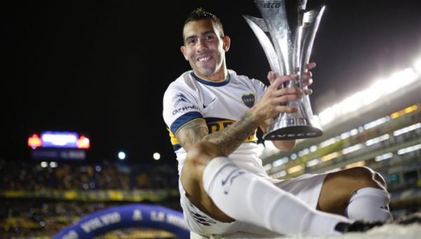 Carlitos volvió a Boca  para ser campeón