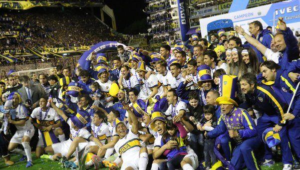 Alegría, emoción y desahogo: las voces del Boca campeón
