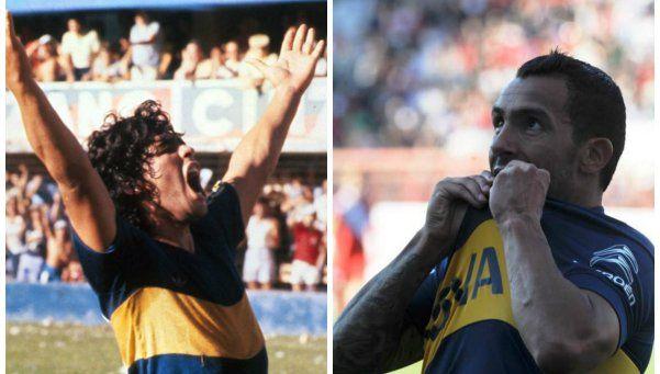 #BocaCampeón | Del Boca de Diego al Boca de Carlitos