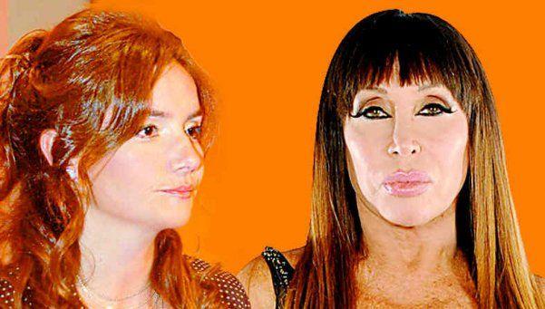 Moria y Nancy Pazos, en llamas
