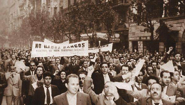 Haciendo memoria: la huelga bancaria de 1959