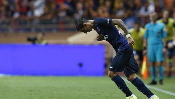 Di María y Lavezzi se anotaron en la goleada del PSG