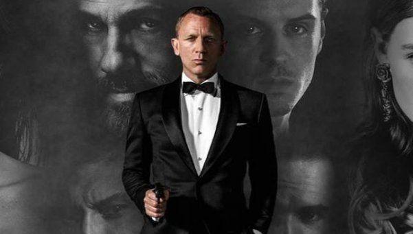 """""""Spectre"""": James Bond lo hace de nuevo"""