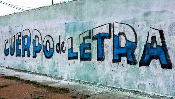 """""""Cuerpo de letra"""": hasta el último paredón"""