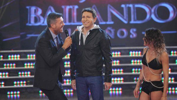 """El día en que """"Adrián Suar"""" bailó por un sueño en ShowMatch"""