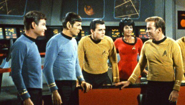 """Se viene una nueva serie de """"Star Trek"""""""