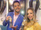 El ADN dio positivo: Francisco Delgado es padre del hijo de Gisela Bernal