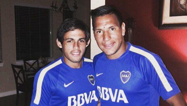 De Sports al Boca campeón: el Salto de Chávez y Meli