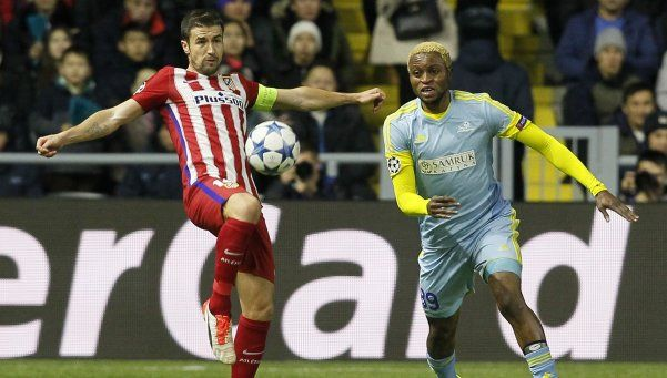 Atlético Madrid se atasca en Astana