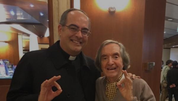 El Papa Francisco recibió a Carlitos Balá