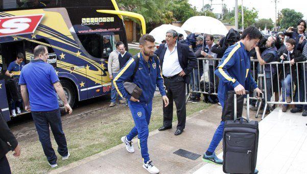Fiebre azul y amarilla en el Alberdi para ver al campeón