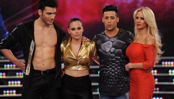 Bailando: Barby Vélez eliminó a Luciana Salazar