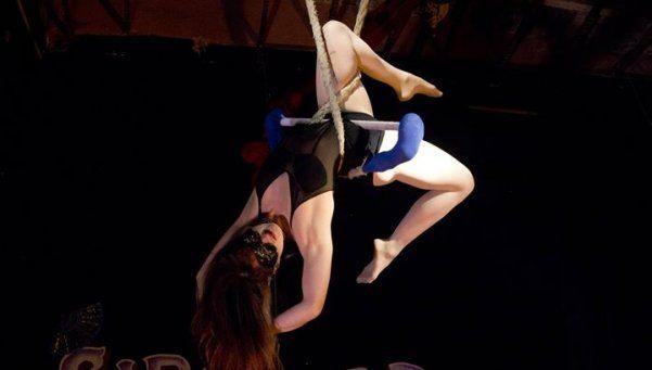 El Camarín del Teatro: El glamour de Escandalesque show