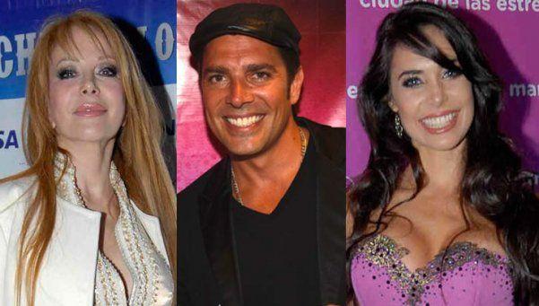 Dos ex, solidarias con Alé: la Alfano y Sabrina Ravelli
