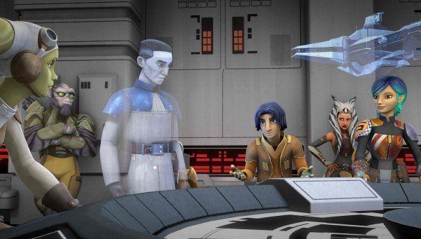 Llega la nueva temporada de Star Wars Rebels