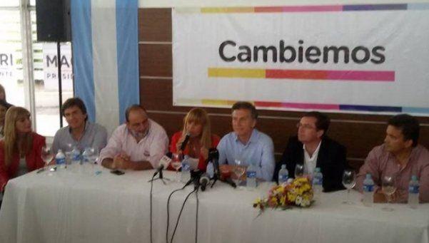 Piqueteros no pudieron bloquear la llegada de Macri al Chaco