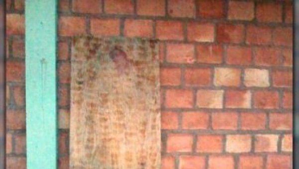 Apareció imagen de la Virgen en San Juan
