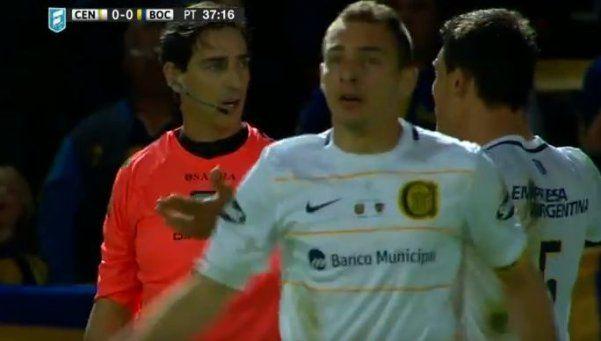 Video   El gol que Diego Ceballos le anuló a Marco Ruben