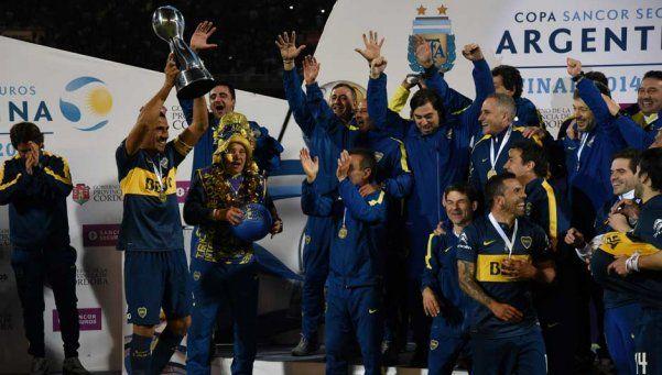 Dos veces en tres días | Con ayuda arbitral, Boca se quedó con la Copa Argentina